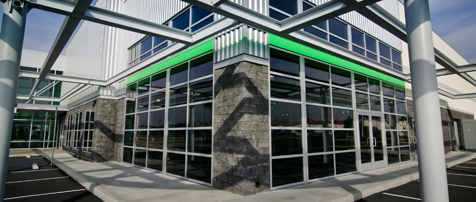 Commercial fronts Montreal, Glass Experts photo