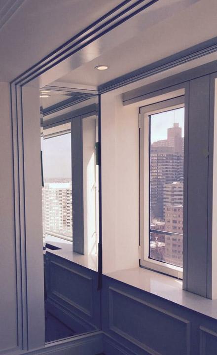 galerie photos de miroirs sur mesure vitrerie des experts. Black Bedroom Furniture Sets. Home Design Ideas
