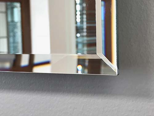 Beveled, non-beveled mirrors montreal, Glass Experts