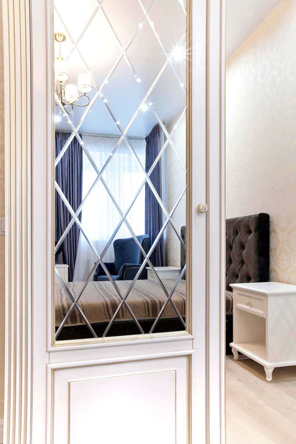 Beveled Glass Mirrors Montreal Glass Experts