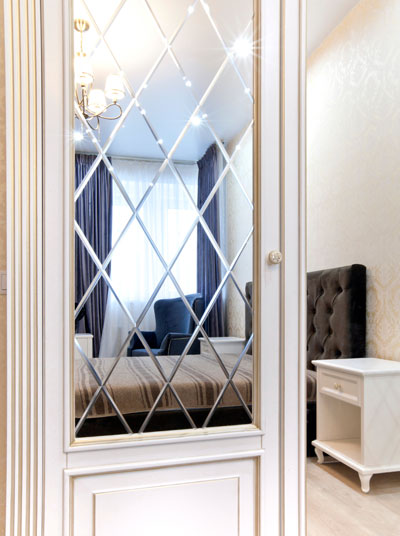 Beveled Glass Mirrors Montreal, Glass Experts