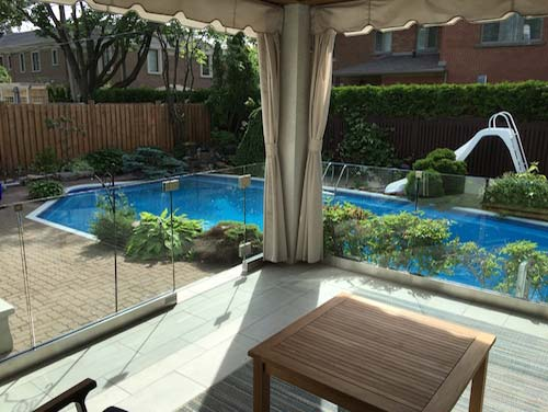 Frameless glass pool fencing, Glass Experts