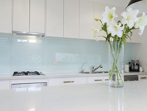 Glass Backsplashes for Kitchen Montreal, Glass Experts