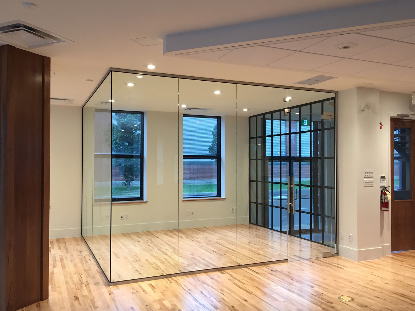 with of most spaces for partitions making glass office partitioning the small