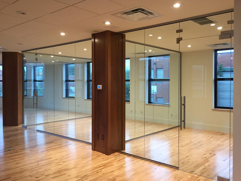 Galerie photos de cloisons de bureaux en verre vitrerie des experts