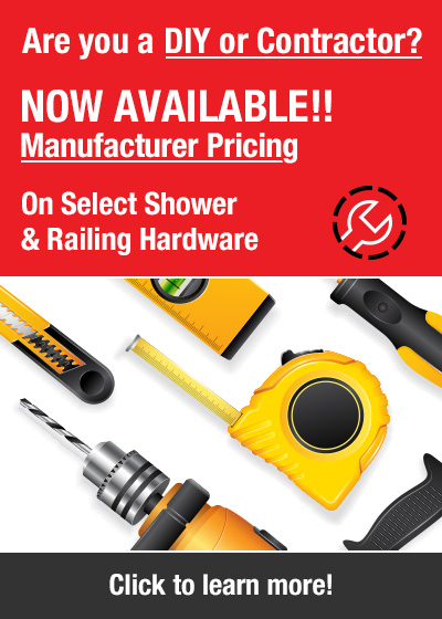 Now available! DIY & contractor pricing
